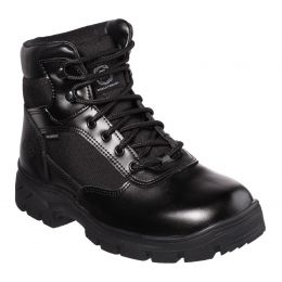 Skechers Wascana Lace Up Utility Boots