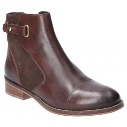 Hush Puppies Hollie Zip Up Ankle Boots