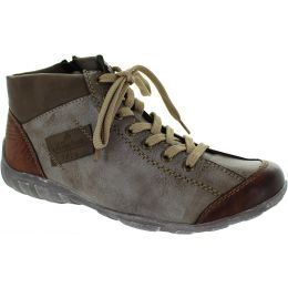 L6540-24 Hi Top, Trainer Boots