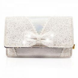 Little Star (White) Clutch Bag