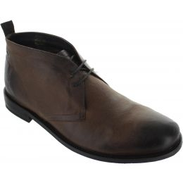 Roop Leather Desert Boots