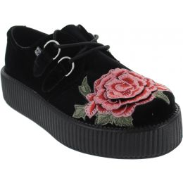 3d Rose EMB Viva Lace-up
